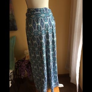 Cynthia Rowley maxi skirt. Size M